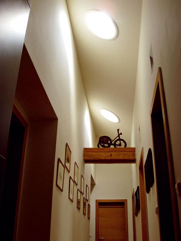 Tubusy, ktoré prinášajú denné svetlo