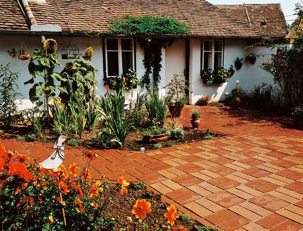Prístupový chodník na záhradu či chalupu (2.)
