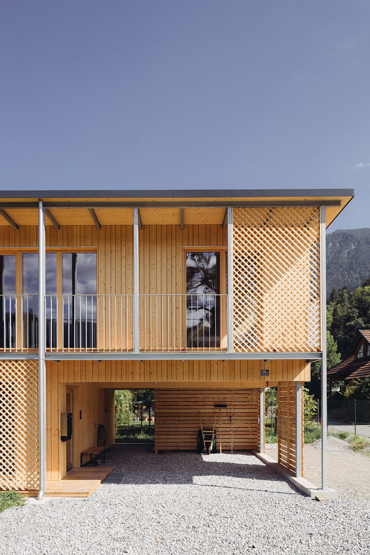 drevená chata