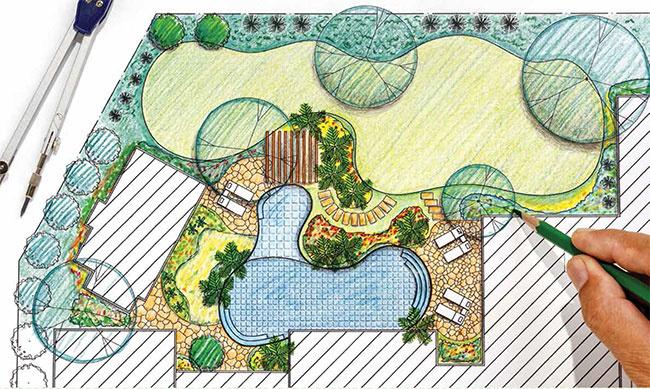 Ako správne postupovať pri efektívnom rozvrhnutí záhrady