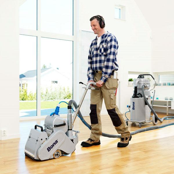 Renovácia drevenej podlahy: Parkety ako nové