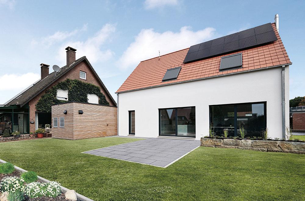 Namiesto štyroch zariadení jedno: Ako vyriešili vykurovanie domu moderne a úsporne