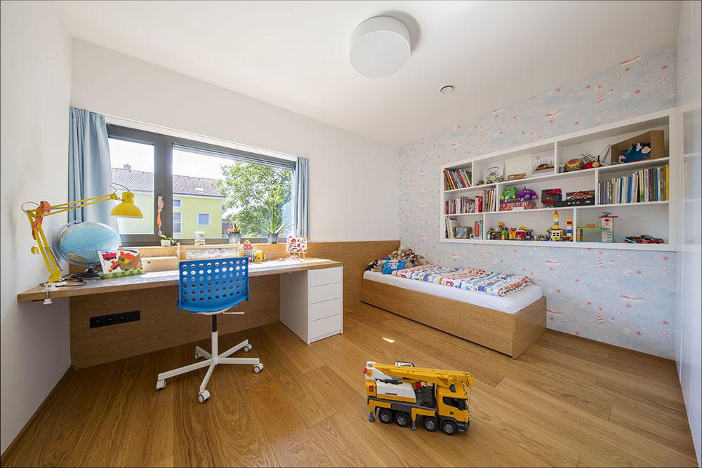 detská izba v dome