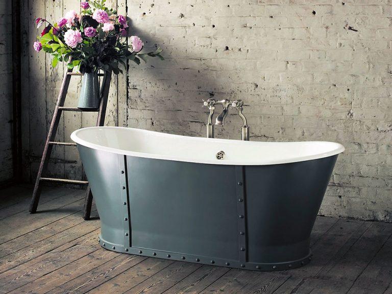 Vytvorte si z kúpeľne romantický priestor ako stvorený na relax