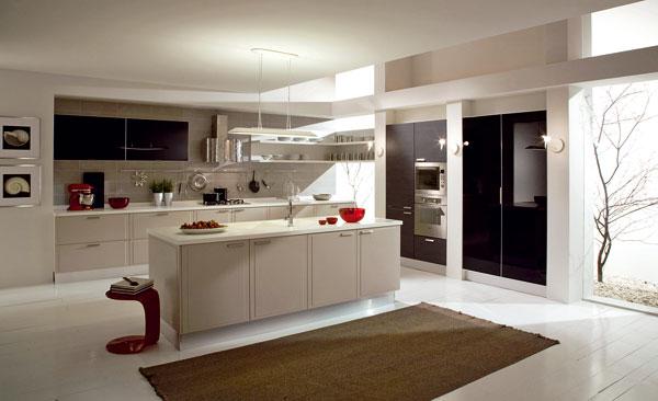Spojenie kuchyne aobývacej izby (2.)