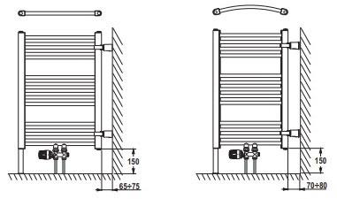 Kúpeľňové rebríky z iného uhla, pre novostavby aj rekonštrukcie