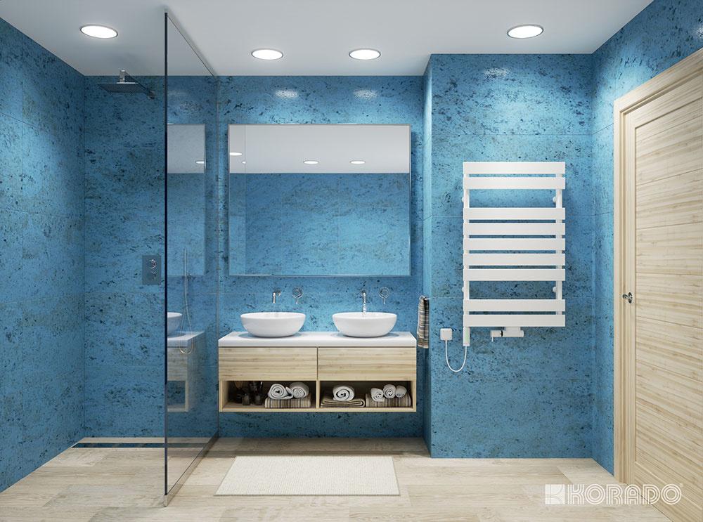 Kúpeľňové rebríky