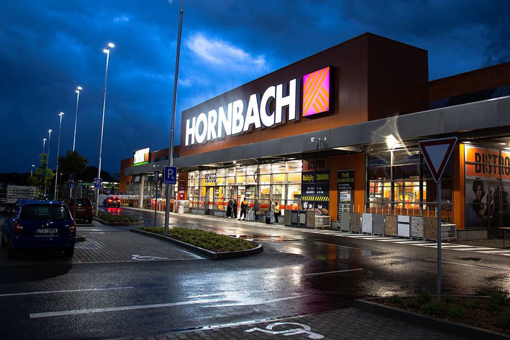 Spoločnosť HORNBACH otvorila svoju štvrtú projektovú predajňu na Slovensku