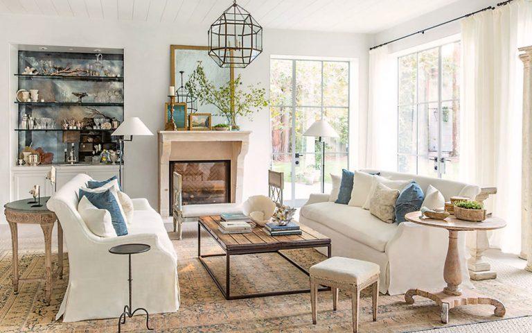 Ako v interiéri skombinovať štýly vintage a shabby chic