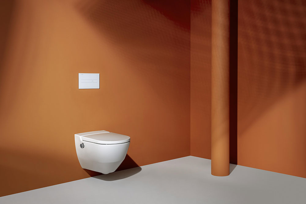 Toalety Laufen s bidetovou tryskou: Maximálna hygiena bez kompromisov