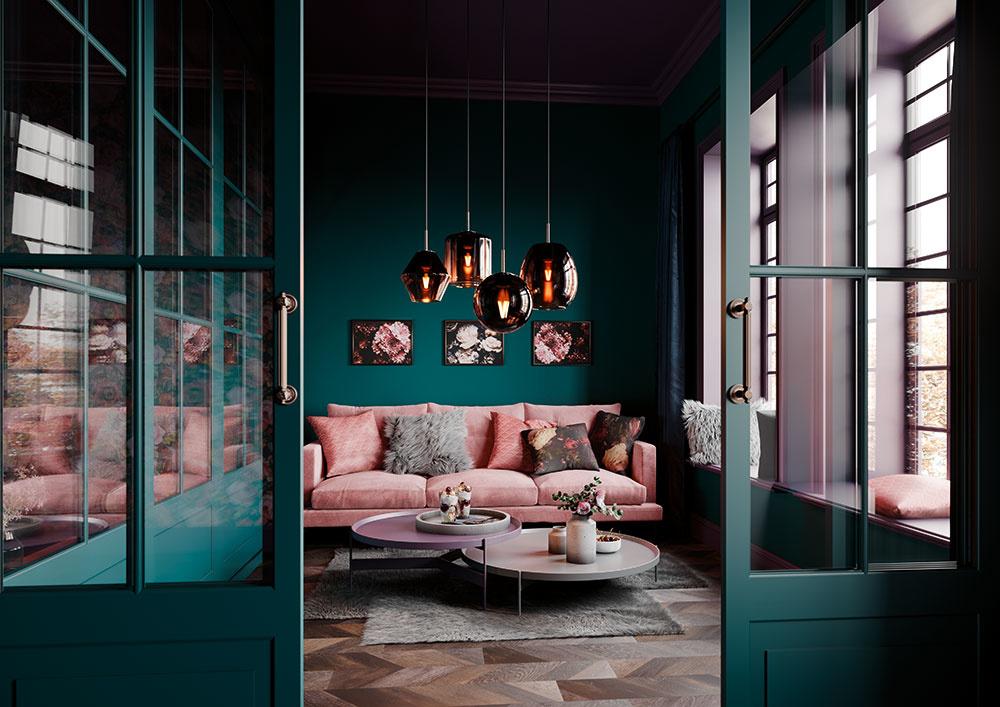 Wonderful Home – elegantná útulnosť