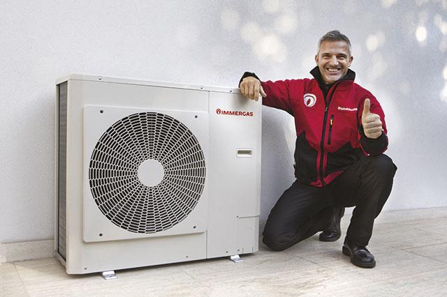 tepelné čerpadlo