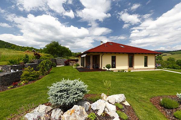 rodinný dom bungalov