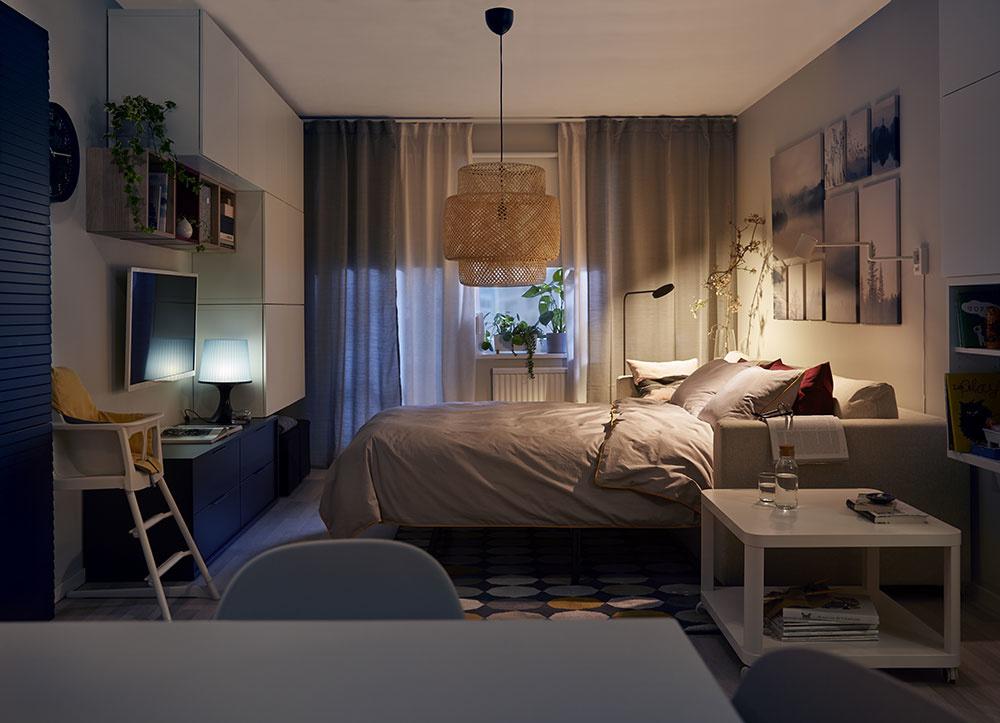 Kvalitný spánok je dôležitý, odkazuje IKEA. Robíte tieto chyby aj vy?