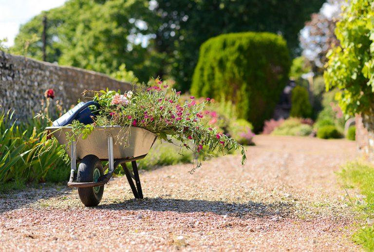 Ako na chodníčky a cestičky v záhrade