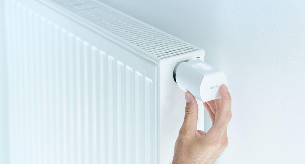 Radiátory s chytrými hlavicami sa postarajú o tepelný komfort