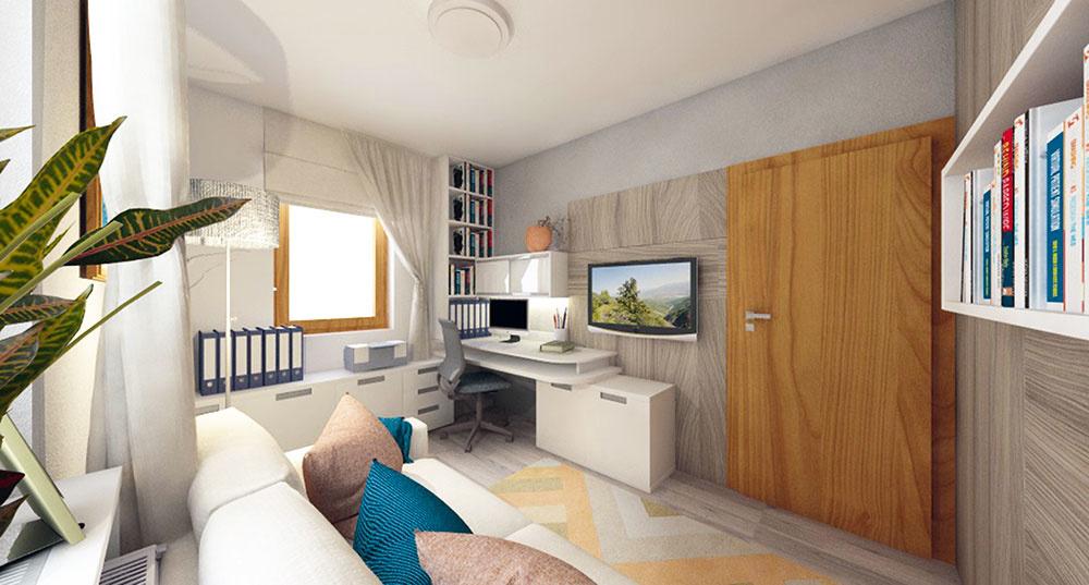 Multifunkčná izba pre celú rodinu