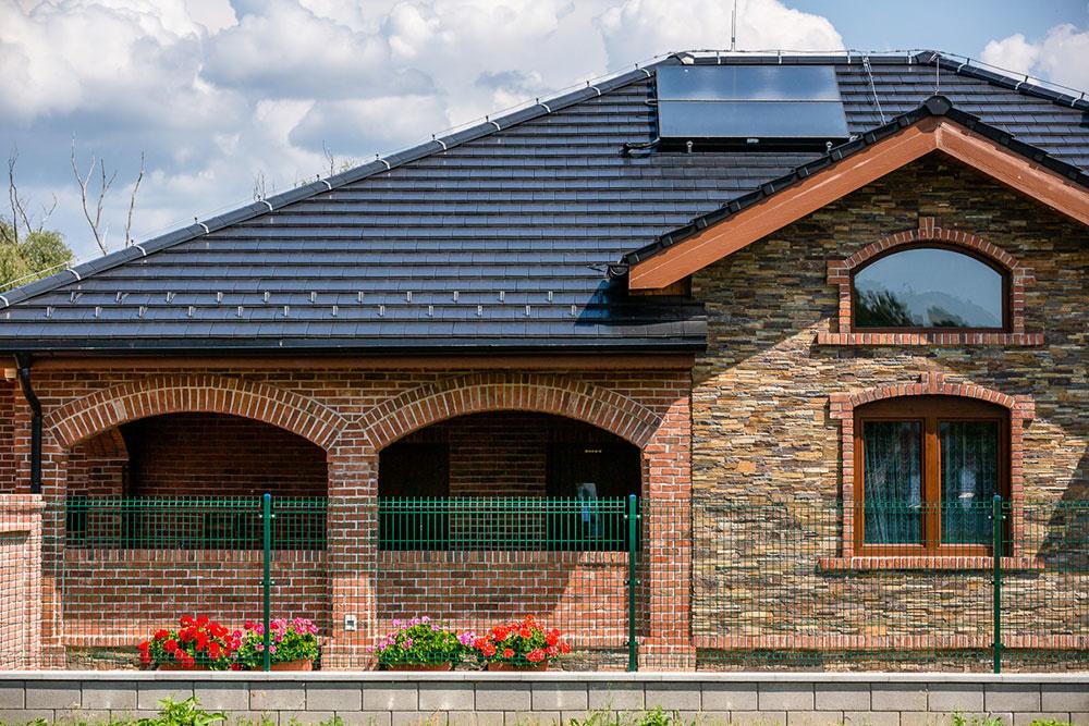 Rodinný dom z tehly v Michalovciach