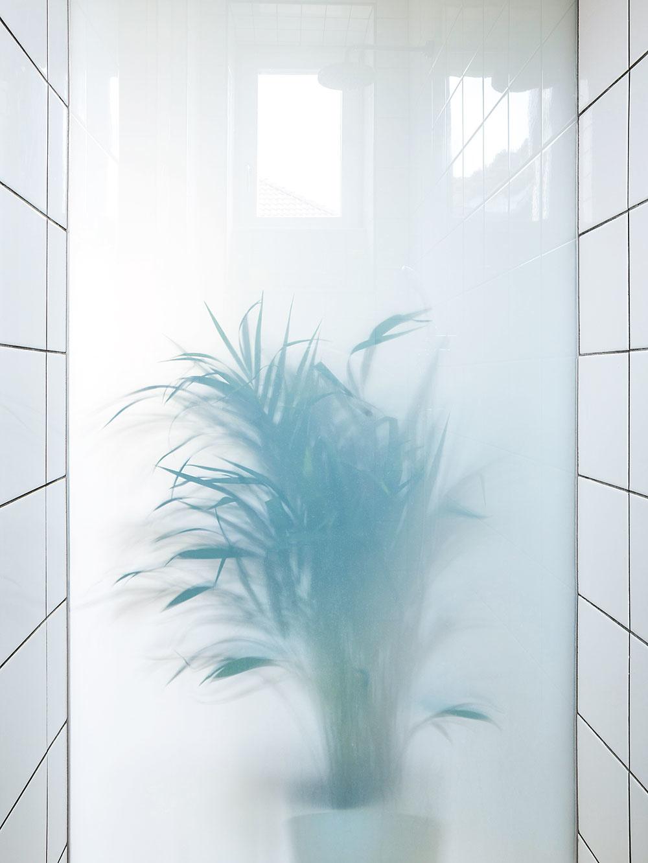 mliečne sklo
