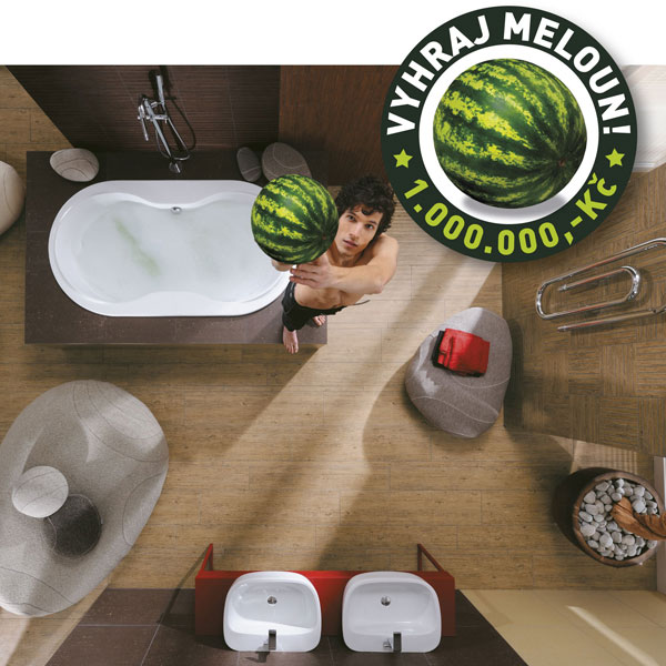 Skrášlite si svoj domov a vyhrajte melón!