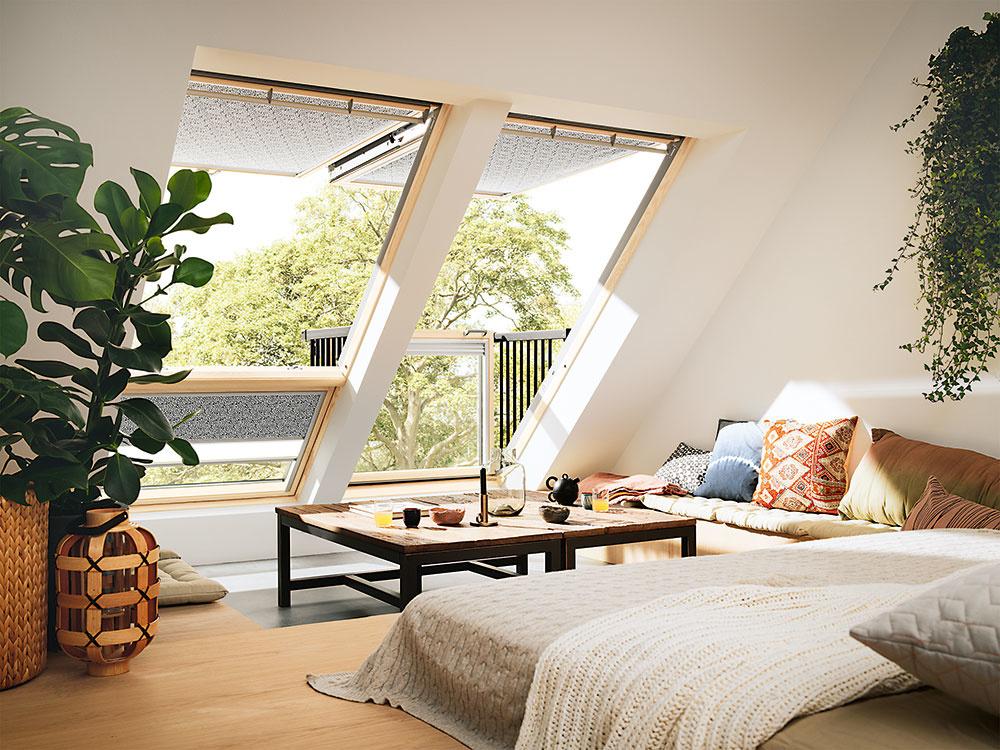 okná a zasklené steny