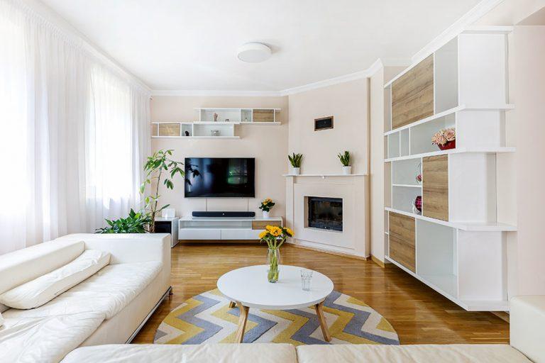 Ako zjednotiť interiér rodinného domu (VIDEO)