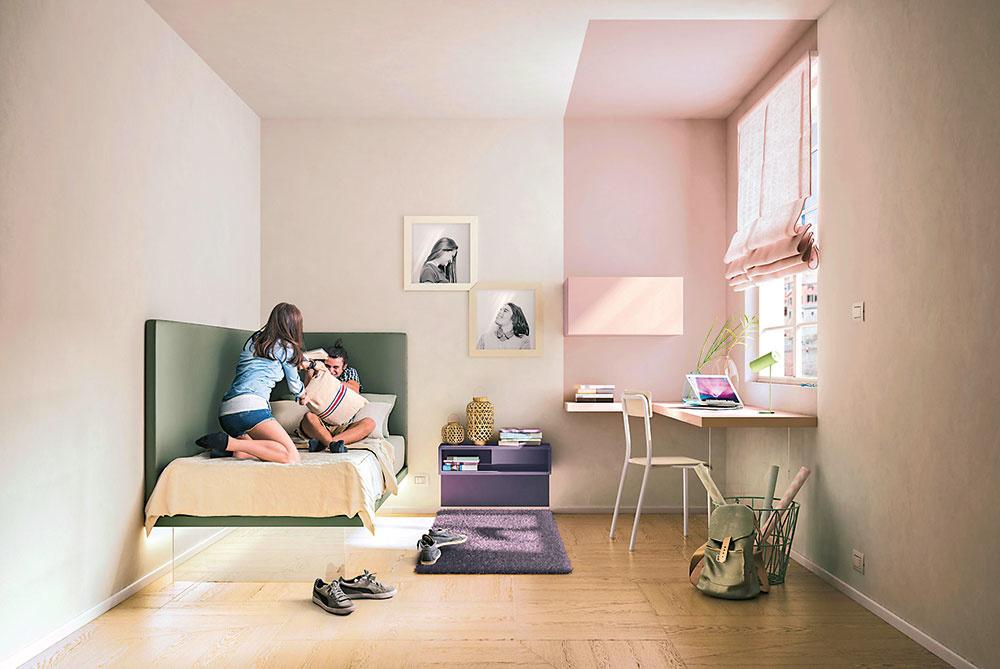 Súrodenci, ktorí vyrástli spolu, majú zväčša k sebe blízko aj neskôr, keď už majú samostatné izby či domácnosti.