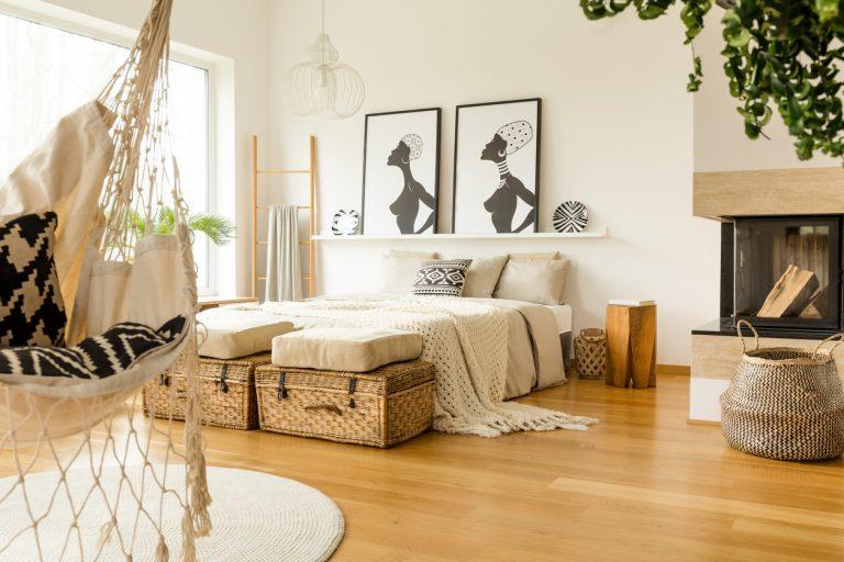 Spríjemnite si domov s prírodnými textíliami. Ktoré a ako použiť?