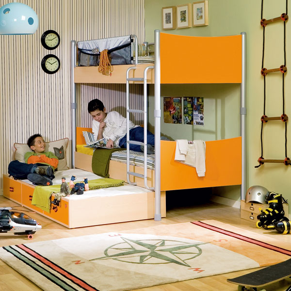 Pekný aj funkčný detský nábytok