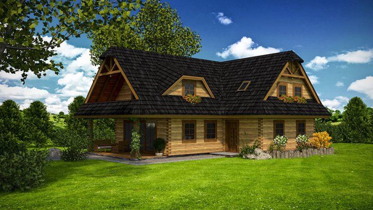Rodinný dom RM 120