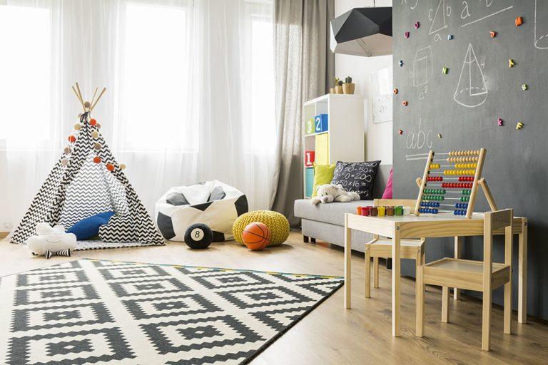 Ako vytvoriť detskú izbu snov za 500 €?