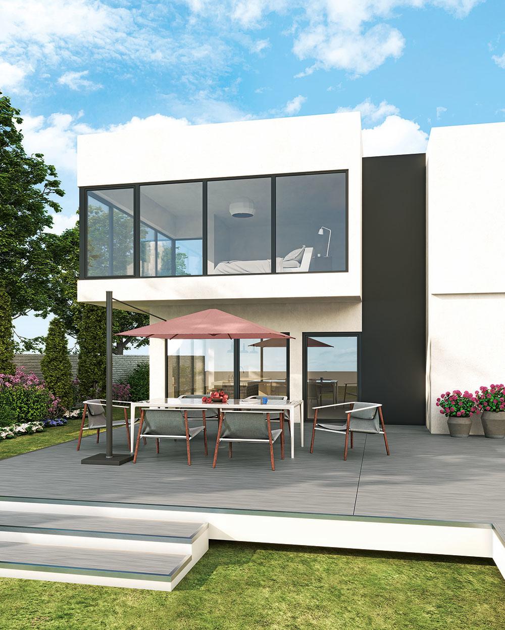 Zakomponovaním okenného profilu Elegante do stavby možno znížiť výdavky za vykurovanie, ale aj dosah na životné prostredie