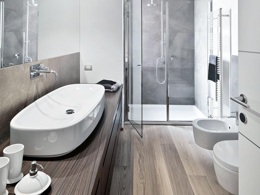 5 x moderná mestská kúpeľňa