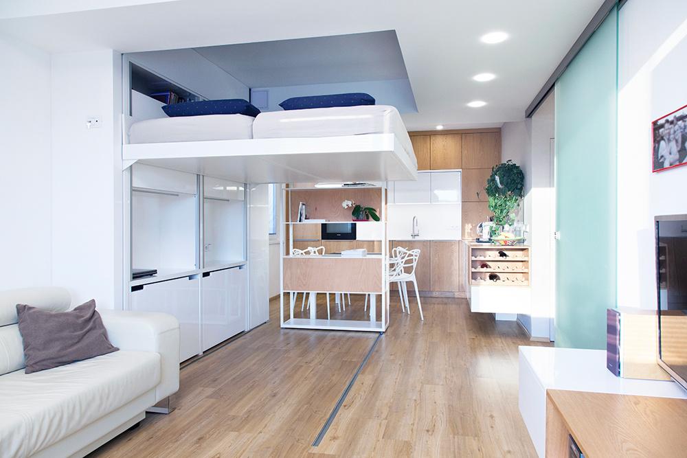 Vysoké ceny nás tlačia do menších bytov, problém rieši ich variabilita