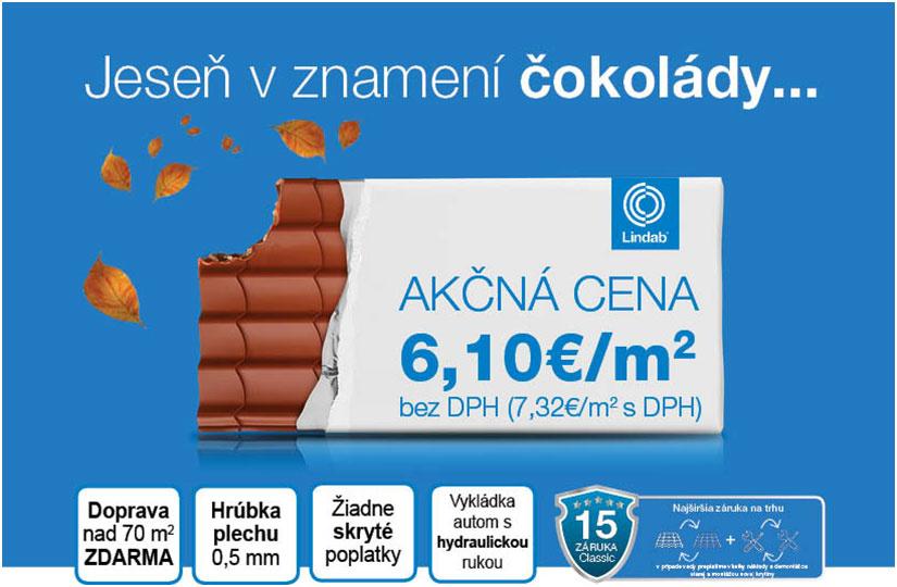 Jeseň v znamení čokolády…
