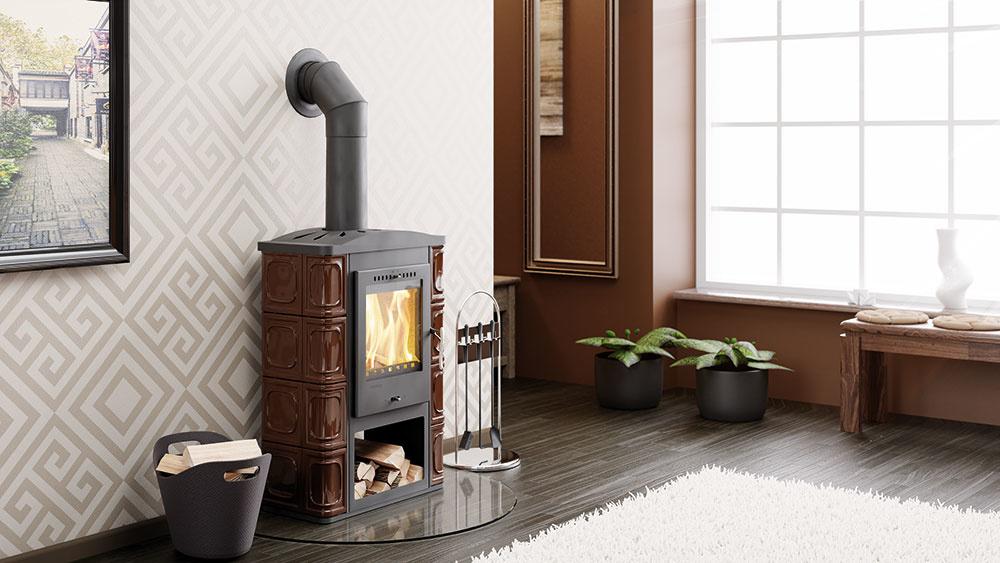 Krbové kachle sa obvykle umiestňujú pred stenu, resp. pred komín. Kachle Thorma Passau majú rozmery 73 × 75 × 36,8 cm (š. × v. × h.) a horný vývod dymovodu. Pri menovitom výkone 7 kW (min. 3,5 kW, max. 10,5 kW) vyhrejú priestor 98 – 165 m3. V ponuke je viacero vyhotovení s dekoratívnou keramikou, prípadne obložených mastencom. www.thorma.sk