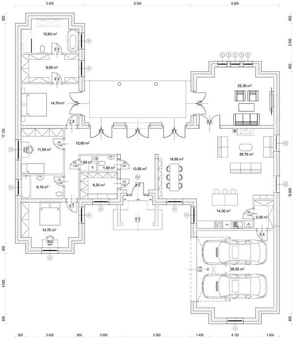 Luxusný rodinný dom CASA CASTILIA
