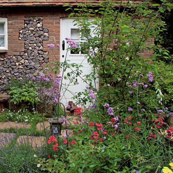 Vidiecka záhrada (1.)