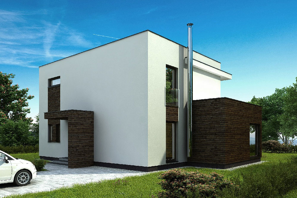 Montovaný dom AURELIANUS