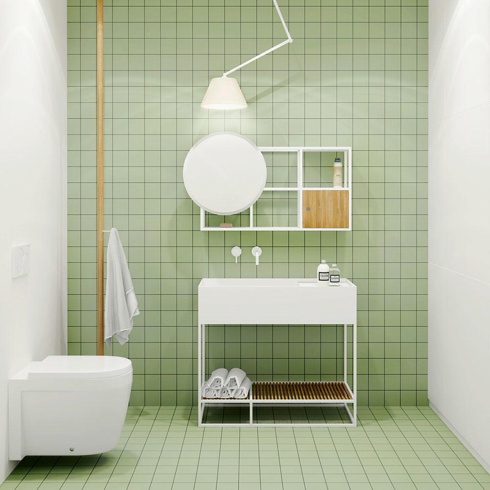 trendy v kúpeľni