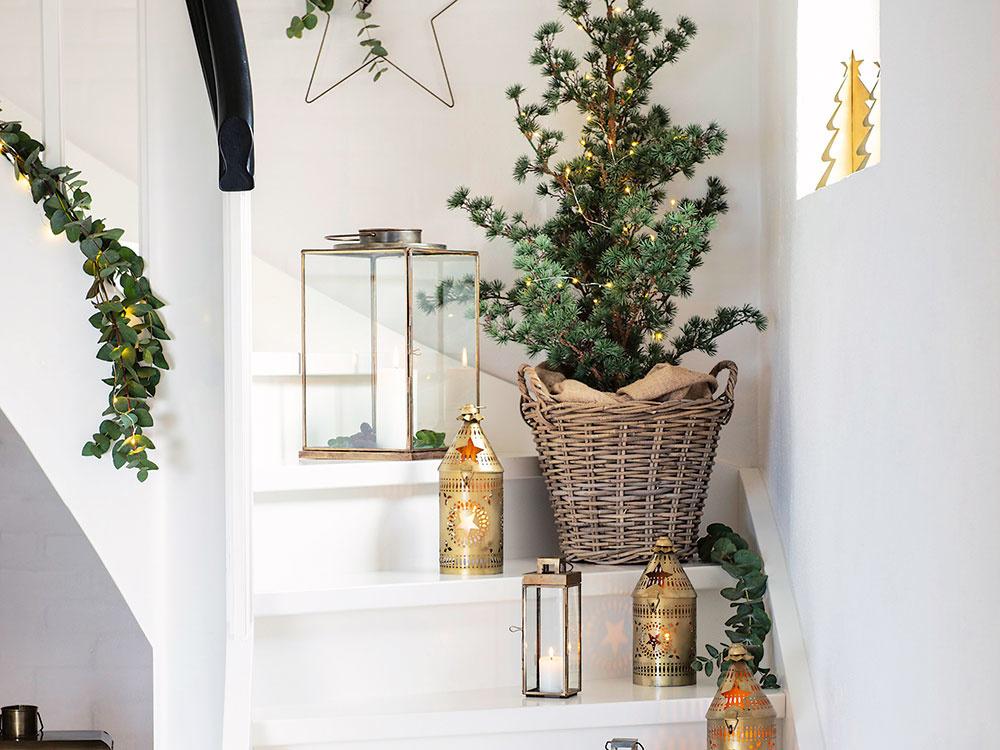 Ako si doma vytvoriť čarovné vianočné zákutia