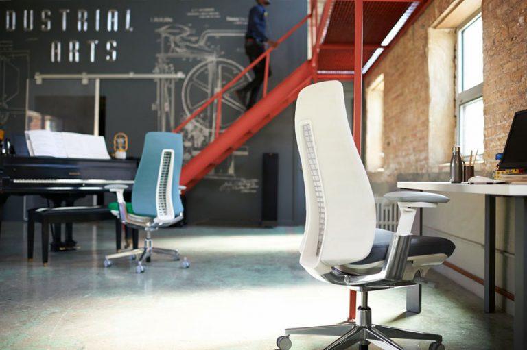 Ekoma design predstavuje kancelársku stoličku inšpirovanú prírodou – model FERN