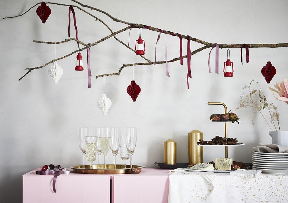 vianočné dekorácie,