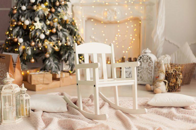 Tipy na vianočné dekorácie: Štýlové Vianoce vo vašej obývačke