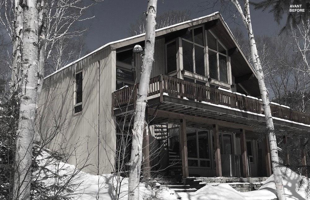 Moderná premena vidieckeho domu: Jednoduchosť svedčí aj chatám