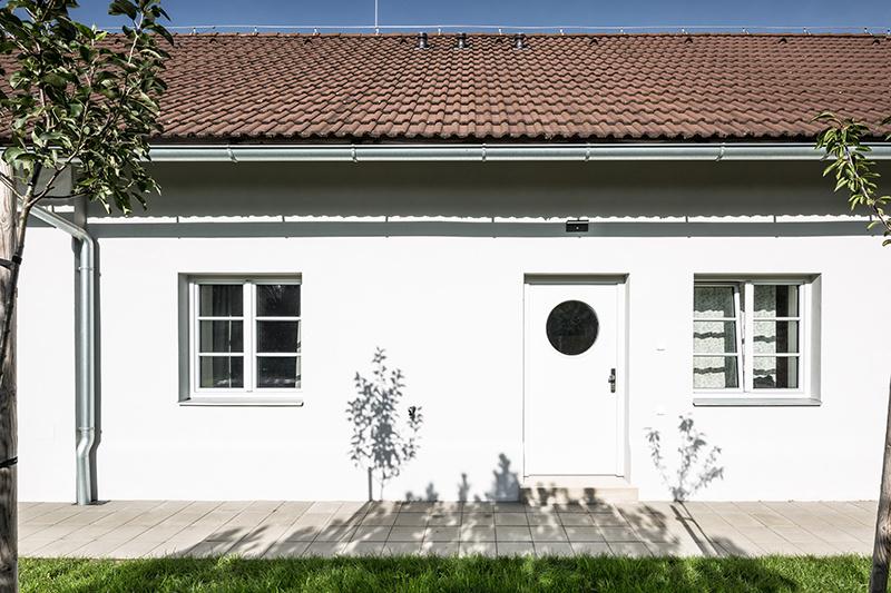 Rekonštrukcia starého domu
