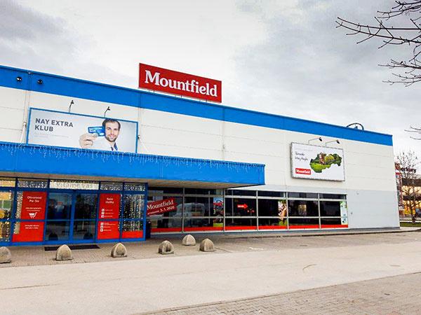 Mountfield otvoril novú predajňu v Dunajskej Strede