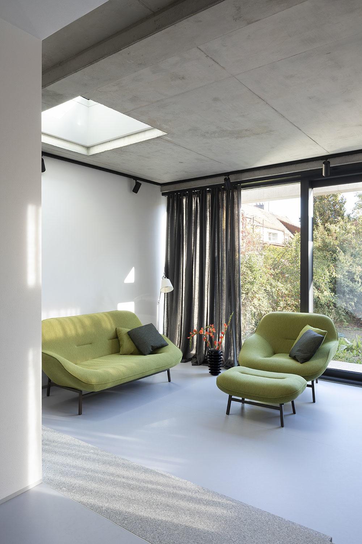 Ako zrekonštruovať radový dom pri jeho obmedzených možnostiach