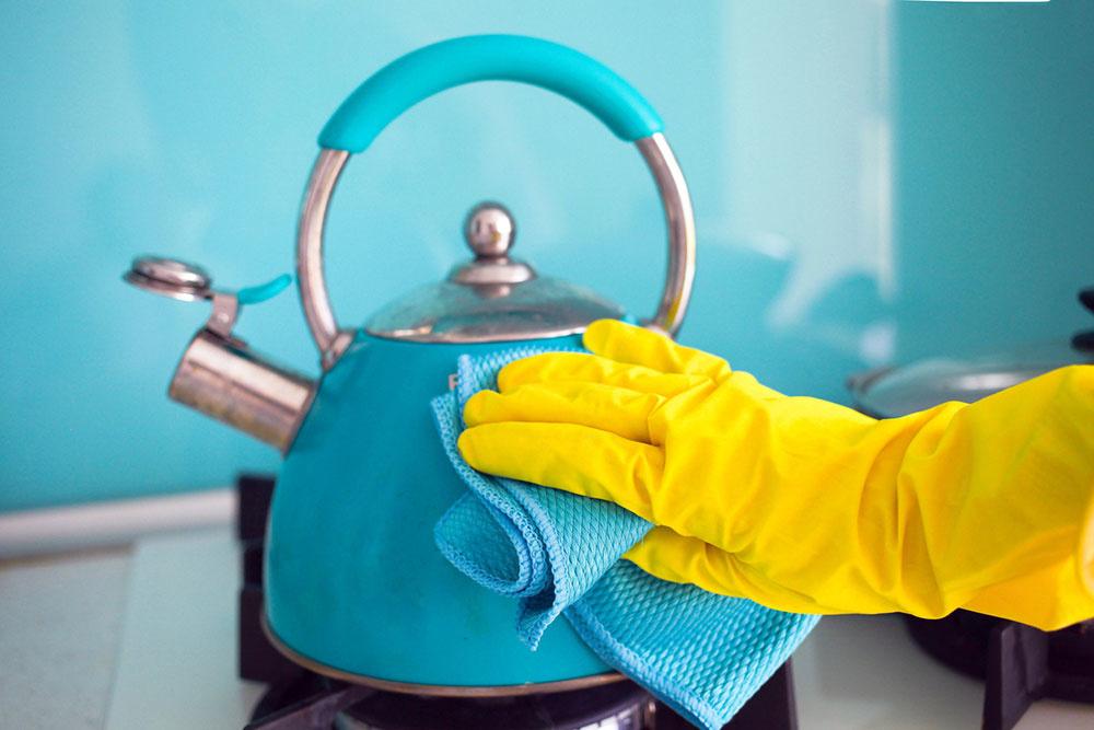 dezinfekcia v domácnosti