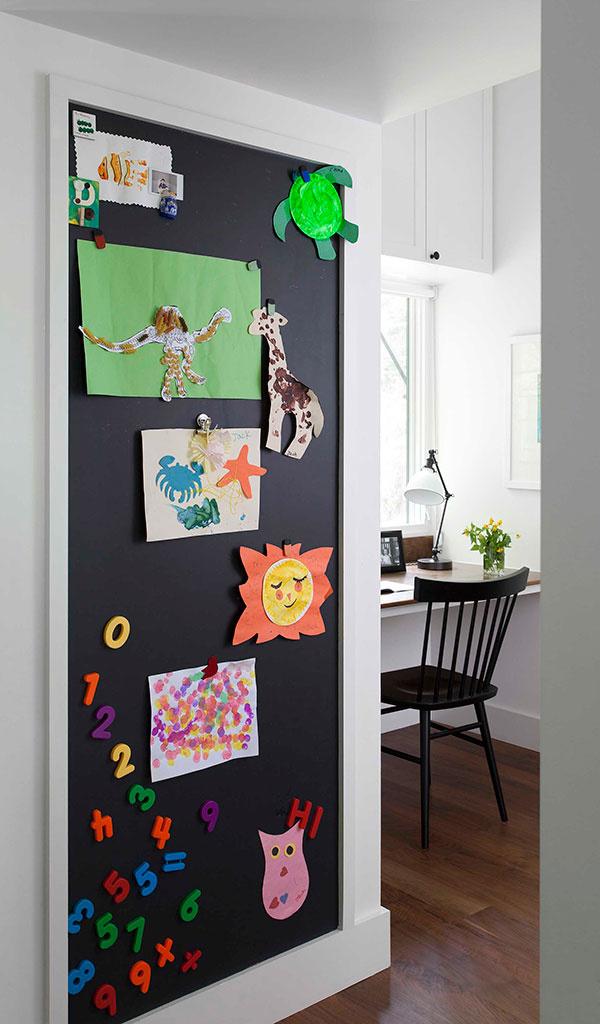 veľká magnetická tabuľa pre deti